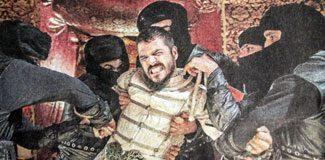 Şehzade Mustafa'nın ölüm anı