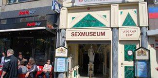 Seks İşçileri Müzesi açıldı