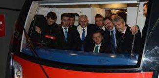 Sincan metrosu 1 hafta ücretsiz