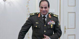 Ve Sisi adaylığını açıkladı!