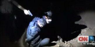 Suriye'de kan donduran infaz görüntüleri!