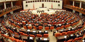 Meclis'te yoğun cumartesi