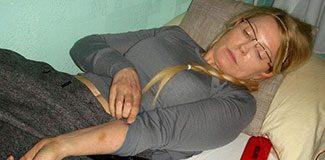 Yuliya Timoşenko serbest kalıyor