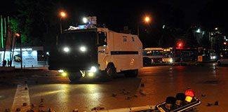 İzmir'de polis müdahalesi