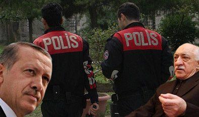 """Guardian: """"Türk polisi kavgada arada kaldı"""""""