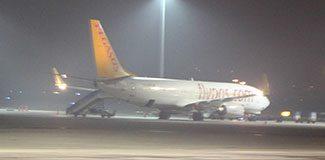 İstanbul uçağı kaçırıldı!