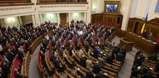 """Ukrayna: """"Yüzümüzü Avrupa'ya çevirdik"""""""