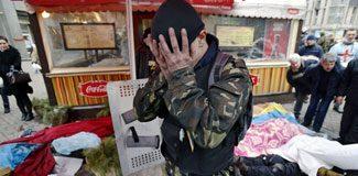 'Yanukoviç Rusya'ya kaçtı'