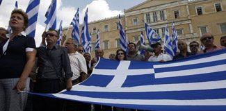 Yunanistan'da işsizlik rekor seviyede!