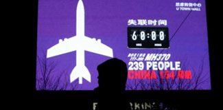 Tayland malezya uçağını bulmuş olabiliriz