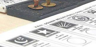 Oy pusulası seçmenin 2,5 katı