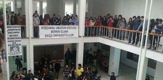 Üniversiteler ayaklandı!