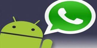 WhatsApp'tan sesli görüşme!
