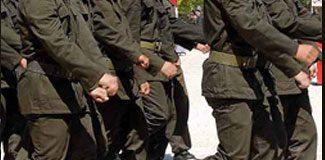 Altınordu ilçe jandarma komutanlığında vatani görevini yapan