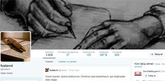 Twitter @fuatavni için harekete geçti