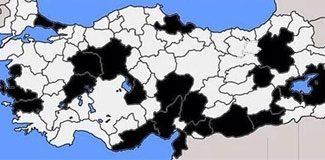 İşte Türkiye'nin kedi haritası!