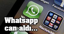 Whatsapp can aldı