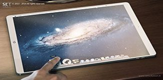 iPad Pro'dan ilk görüntü