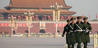 'Çin istikrarı bozuyor'