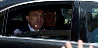 Abdullah Gül Soma'da