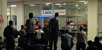 Şanlıurfa'da hastanede olay: 2 gözaltı