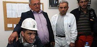 Bakanı ağlatan işçi de tutuklandı