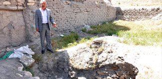 5 bin yıllık kalede suçüstü