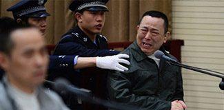 Mafya babası idam cezası aldığını duyunca…