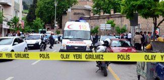 Kültür müdürüne silahlı saldırı