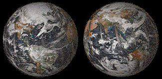 NASA'dan 'küresel selfie'