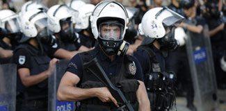 Emniyet'te 'Gezi Parkı OHAL'i