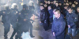 Vatandaştan polise Ukrayna örneği!