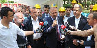 CHP'den Yatağan'a destek