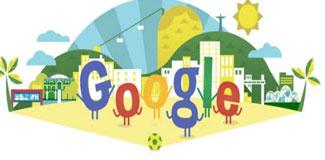 Google'dan Dünya Kupası'na özel doodle