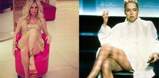 Pardon Sharon Stone