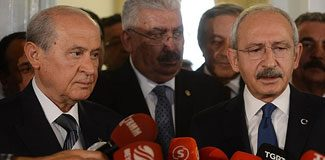 Çatı aday açıklandı: Ekmeleddin İhsanoğlu
