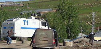 Yol kapatan PKK'ya müdahale!