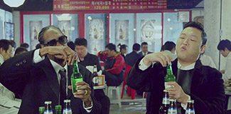 Gangnam Style'a kardeş geliyor: Hangover