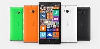 Lumia 930 piyasada