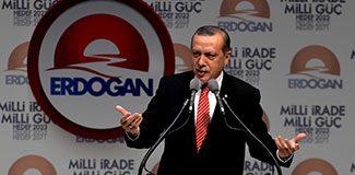 Alevilerden Erdoğan'a tokat gibi yanıt