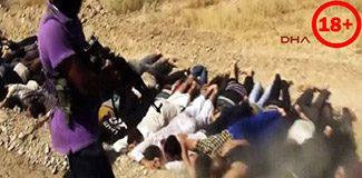 IŞİD'den kan donduran infaz!