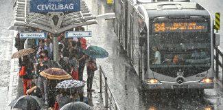 Meteorolojiden İstanbul'a uyarı!