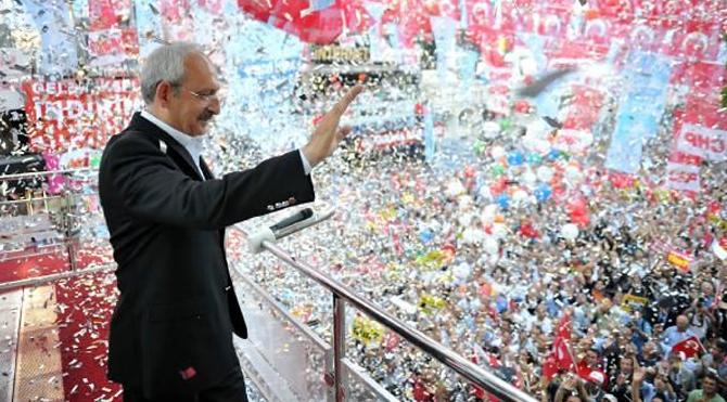 Erdoğan'a IŞİD eleştirisi