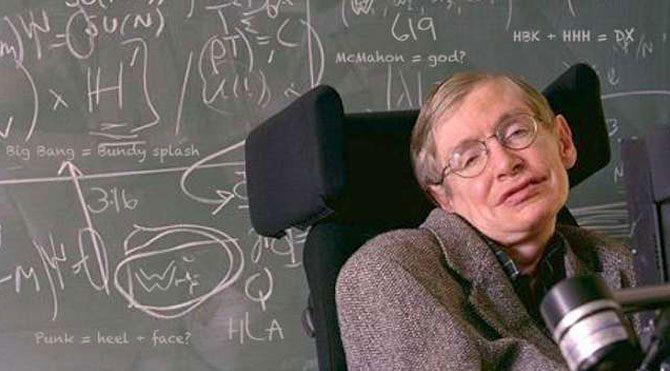 Stephen Hawking hakkında bilinmeyenler