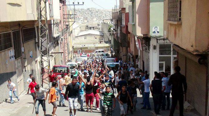 Gaziantep'te Suriyelilere saldırdılar