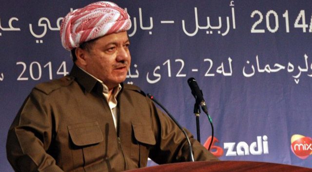 Barzani: İran bize silah veren ilk ülkelerden biri