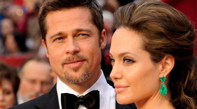 Brad Pitt ve Angelina Jolie gizlice evlendi!