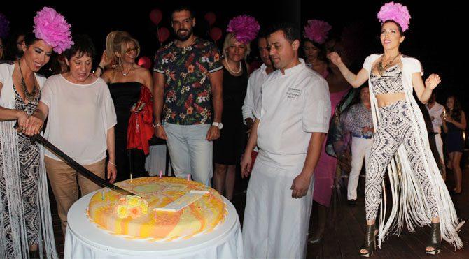 Doğum günü spesyali Türk kahveli mantı