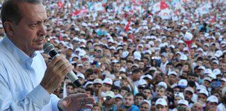 Erdoğan'da istiklal Marşı'nı yanlış okumuş!