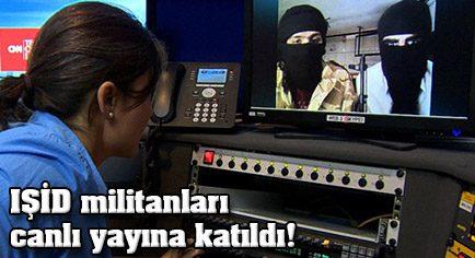 İngiliz IŞİD militanları CNN'de canlı yayında konuştu